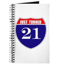 21st Birthday! Journal