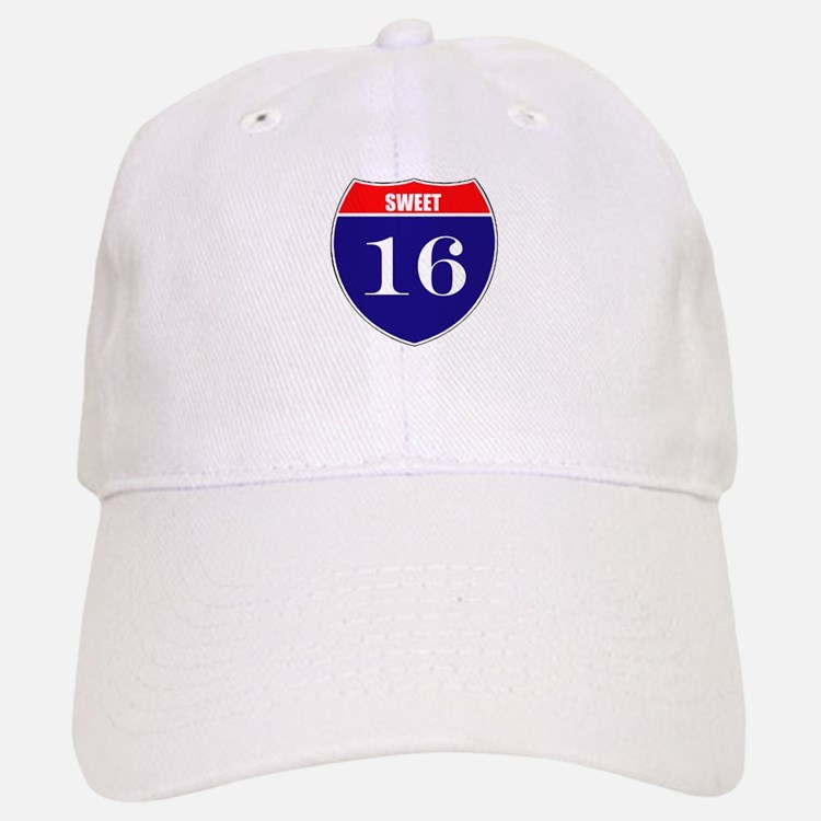 16th Birthday! Baseball Baseball Cap
