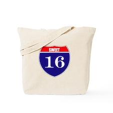 16th Birthday! Tote Bag