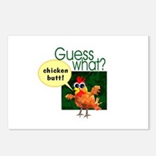 Guess What? Postcards (Package of 8)