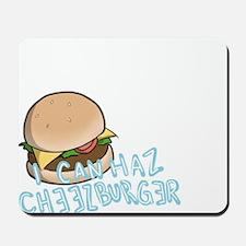 Cheezburger Mousepad