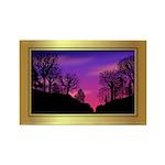 Rectangle Magnet (10 pack) Sunset