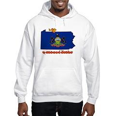 ILY Pennsylvania Hooded Sweatshirt