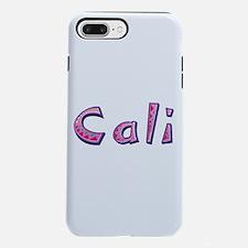 Cali Pink Giraffe iPhone 7 Plus Tough Case