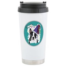 Boston Terrier Party Animal Travel Mug