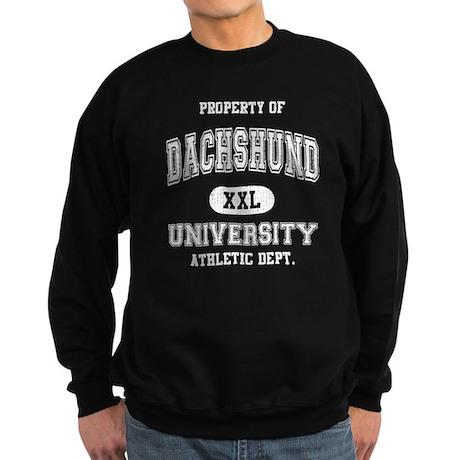 Dachshund University Sweatshirt (dark)