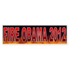 Fire Obama (sticker)