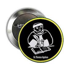 "Thoma Aquinas 2.25"" Button (10 pack)"