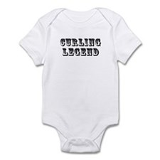 Curling Legend Infant Bodysuit