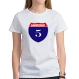5th anniversary Women's T-Shirt