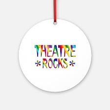 Theatre Ornament (Round)