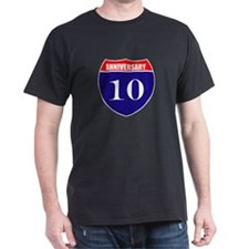 10th Anniversary! T-Shirt