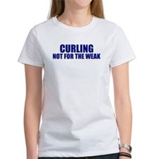 Curling-Not for the Weak Tee