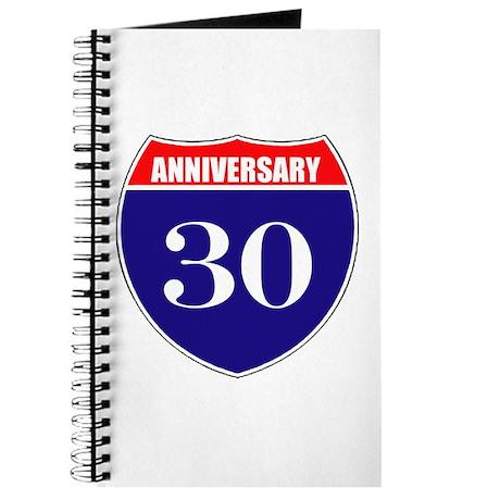 30th Anniversary! Journal