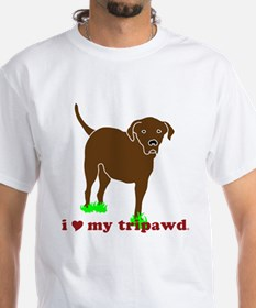 I Love My Tripawd Shirt