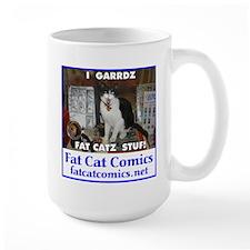 Guard Cat Coffee Mug