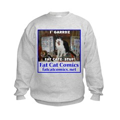 Guard Cat Sweatshirt