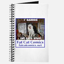 Guard Cat Journal