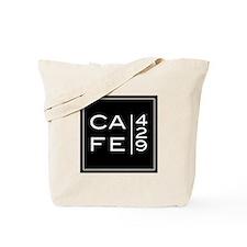 Cafe 429 Tote Bag