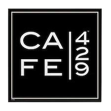 Cafe 429 Tile Coaster