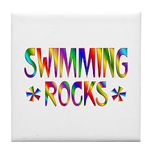 Swimming Tile Coaster