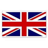British flag Stickers & Flair
