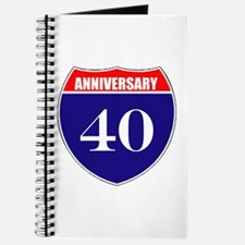 40th Anniversary! Journal