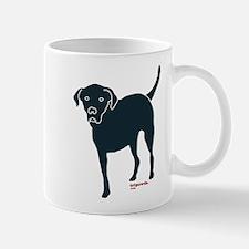 Tri-Lab Silhouette (Front) Mug
