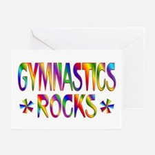 Gymnastics Greeting Cards (Pk of 10)