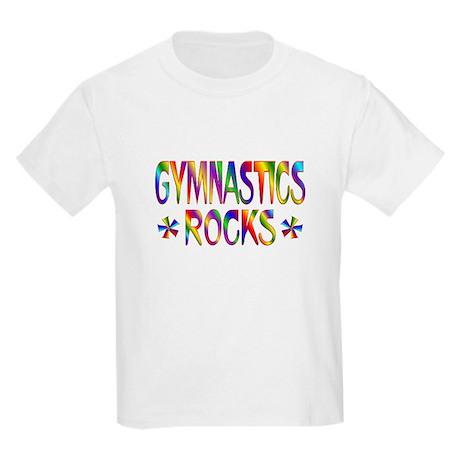 Gymnastics Kids Light T-Shirt