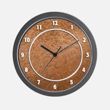 The Woodchip Wallclock