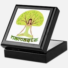 Namaste Tree Keepsake Box