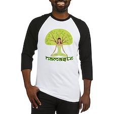 Namaste Tree Baseball Jersey