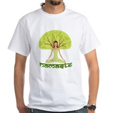 Namaste Tree Shirt