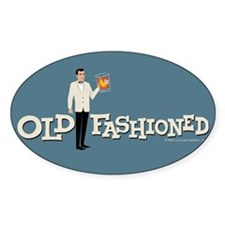 Old Fashioned Mad Men Decal