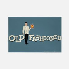 Old Fashioned Mad Men Magnet