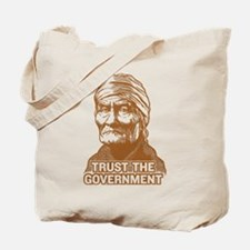 Geronimo Trust Government Tote Bag