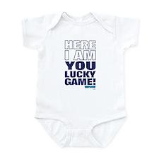 Lucky Game Infant Bodysuit