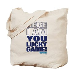 Lucky Game Tote Bag