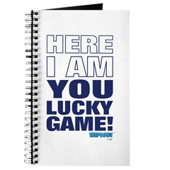 Lucky Game Journal