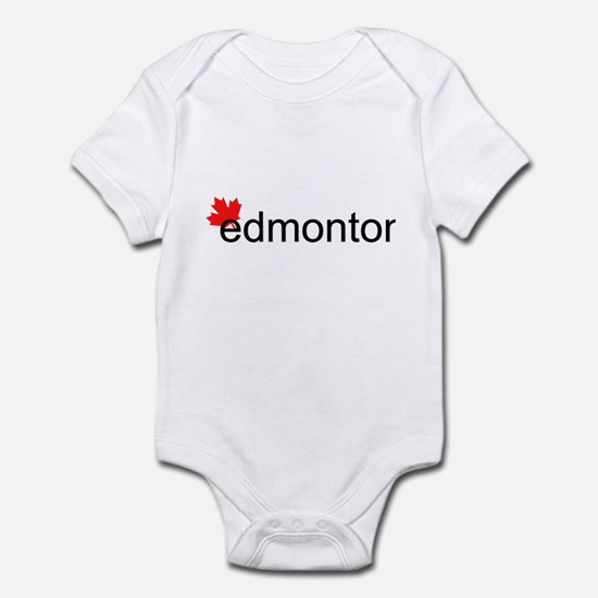 "Edmonton ""hot"" Infant Bodysuit"
