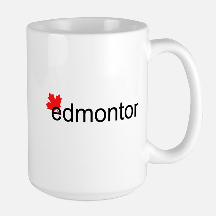 "Edmonton ""hot"" Ceramic Mugs"