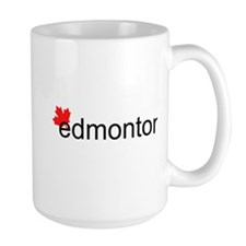 """Edmonton """"hot"""" Ceramic Mugs"""