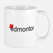 "Edmonton ""hot"" Small Mugs"