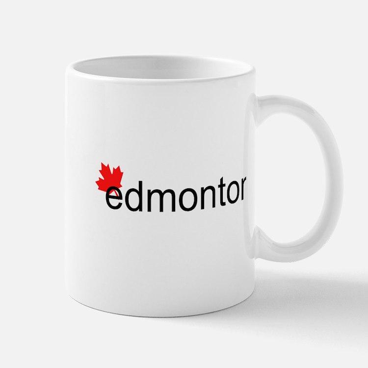 "Edmonton ""hot"" Small Mugs"