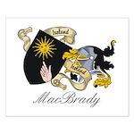 MacBrady Sept Small Poster