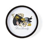 MacBrady Sept Wall Clock