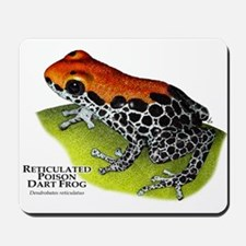 Red-Backed Poison Dart Frog Mousepad
