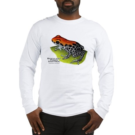 Red-Backed Poison Dart Frog Long Sleeve T-Shirt