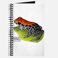 Red-Backed Poison Dart Frog Journal